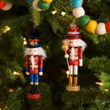Christmas Figurine Ornaments