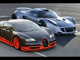 Hennessey has yet to publish photos of the 2016 venom's interior, but it's safe to assume it is also identical to last year's model. Bugatti Veyron Super Sport Vs Hennessey Venom Gt Youtube