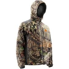 0 N4000040 Hunting Men's Nomad 2 Jacket Dunn Camo
