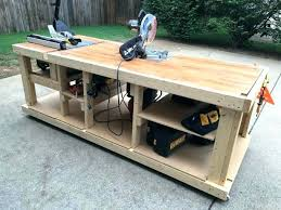 Garage Workbench Plans And Patterns Inspiration Garage Workbench Plans And Patterns Garage Workbench Plans And