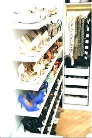 small closet shoe storage shoe rack ideas for small spaces small closet shoe storage closet shoe