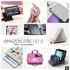 Kindle Fire Cover Designer 16 Must Have Cases And Accessories For Your Amazon Fire Hd 8