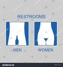 bathroom etiquette signs. ideas: restroom door signs   bathroom etiquette for office inside