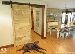 kitchen barn door. barn door hardware country-kitchen kitchen 7