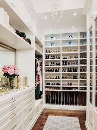 Spacious Serenity. The distinctive characteristic of this master closet ...