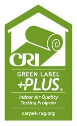 Green Label Plus The Carpet and Rug Institute Inc