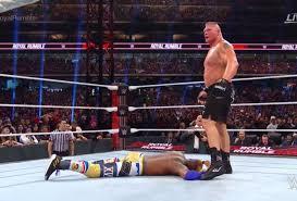 WWE Royal Rumble 2020 Results: Brock Lesnar's WrestleMania ...