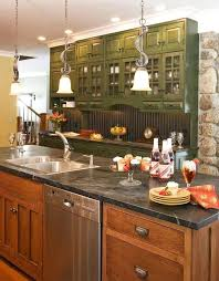 arts and crafts kitchen cabinet arts crafts style kitchen arts and crafts oak kitchen cabinets