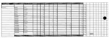 Logics Color Chart Bedowntowndaytona Com