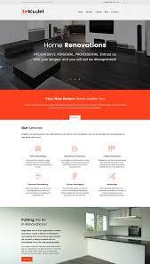 40 Best Interior Design WordPress Themes 40 FreshDesignweb Beauteous Home Interior Design Websites Remodelling