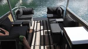 Get Build your own pontoon boat furniture Easy build