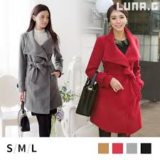 wool coat womens 2 way big shawl collar belted long pea coat thick winter coat outerwear las formal coat wedding ceremony graduation commuting office