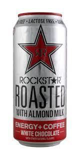 Rockstar Roasted Coffee Energy Light Vanilla White Chocolate Rockstar Roasted Bevnet Com Product