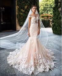 34 gorgeous lace wedding dresses