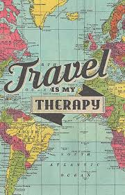 Travel The World Quotes Fascinating Travel Is My Therapy Travel Pinterest Therapy Wanderlust And