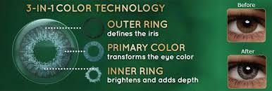 Alcon Air Optix Colors
