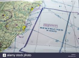 Sectional Chart Search Us Sectional Aeronatutical Chart Showing Restricted Area