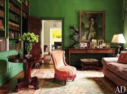 Eclectic home office alison Designer Sophie Preciosbajosco 30 Beautiful Bookrooms The Interior Design Student