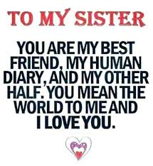 Best Sister Quotes Mesmerizing Why I Love My Sister Quotes Together With I Love My Sister Quotes To