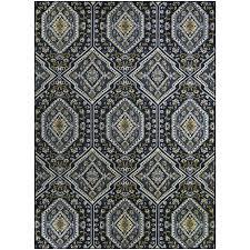 maples rugs value bay navy indoor area rug common 7 x 10 actual