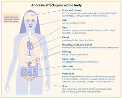 anorexia nervosa women s health anorexia effects on the body