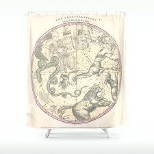 constellation shower curtain the constellation shower curtain magical thinking constellation map shower curtain