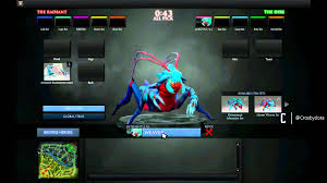 6 18 14 dota 2 update new in game hero picking screen youtube
