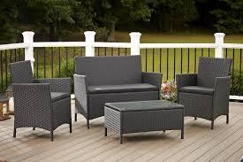 White Wicker Patio Furniture  TargetWhite Resin Wicker Outdoor Furniture