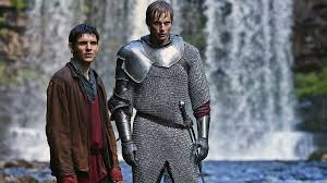 merlin and king arthur