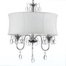 stunning clip on chandelier shades plastic