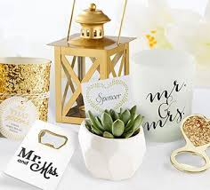 Modern Glam Favors