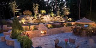 Small Picture NJ landscape design build landscaping maintenance and snow removal