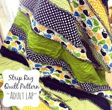 Best 25+ Strip rag quilts ideas on Pinterest | Rag quilt, Flannel ... & **This is a quilt pattern in PDF form** Quilt size: This is the cutest  little baby rag quilt! Adamdwight.com