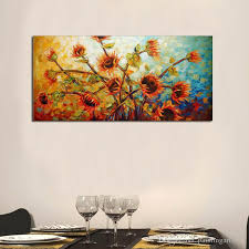 large art oil painting wall decor canvas