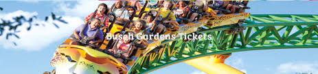 busch gardens tickets. Busch Gardens Tickets