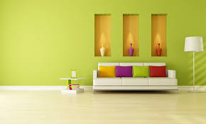 living room wall brighter with light green painting the walls bright colors on