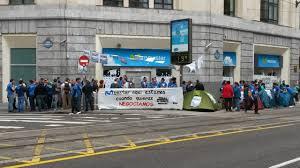 Resultado de imagen de Huelga de las contratas de Telefónica-Movistar