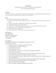 Leasing Consultant Resume Examples Best Of Sample Leasing Agent Resume Eukutak