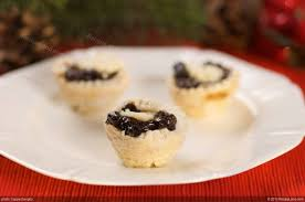 mini mincemeat tarts recipe