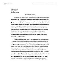 definition of heroism essay co definition of heroism essay