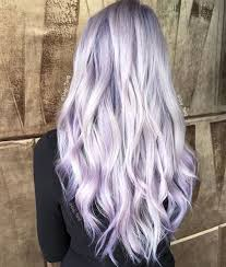 Light Purple And Silver Hair Credit To Guy Tang Hair Goals Pastel Lilac Hair Lilac