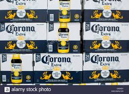 Corona Light Case Beer Case Stock Photos Beer Case Stock Images Alamy