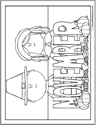 Small Picture November Coloring Pages