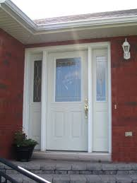 Exellent Pretty White Front Door Viewing Gallery E For Modern Ideas