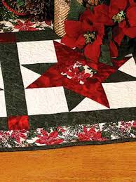 Quilting - Christmas Decorations & Wall Quilts - Christmas Stars ... & Christmas Stars Runner Adamdwight.com