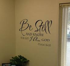 wall scripture decals together with be still scripture wall decal scripture wall decals bea wall scripture decals
