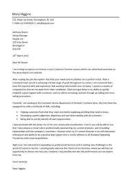 cover letter for food service the letter sample Copycat Violence