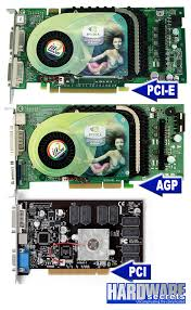 everything you need to know about the pci express slots and cards differences on the edge contacts of pci express agp and pci video ca