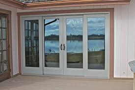 center hinged patio doors. Folding Patio Doors Lowes 3 Panel Sliding Door Double Center Hinged French Outswing S