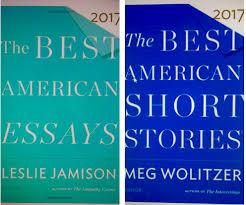 "best american short stories writers alliance  american essays 2017 joining maurice on that list are tad bartlett s ""my time you "" published by chautauqua and tom carson s ""true fakes on"